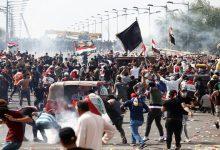 Photo of گزارش میدانی از درگیریهای خیابانی بغداد؛ جنگ روایتها در التحریر