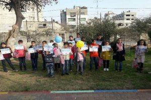 کودک اهل فلسطین