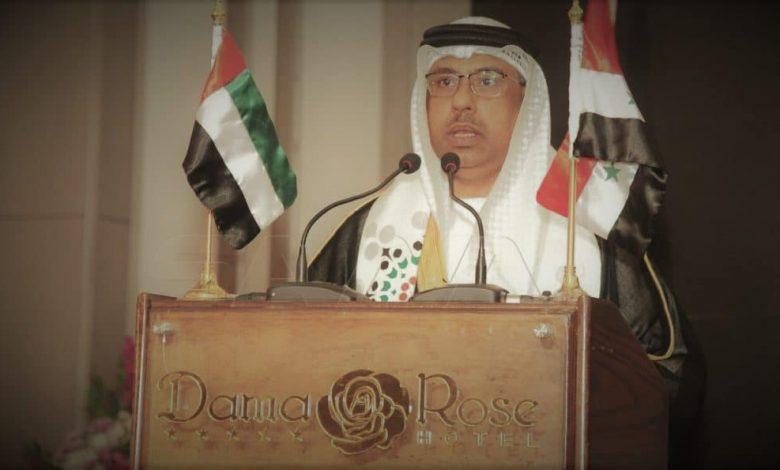 روابط سوریه و امارات