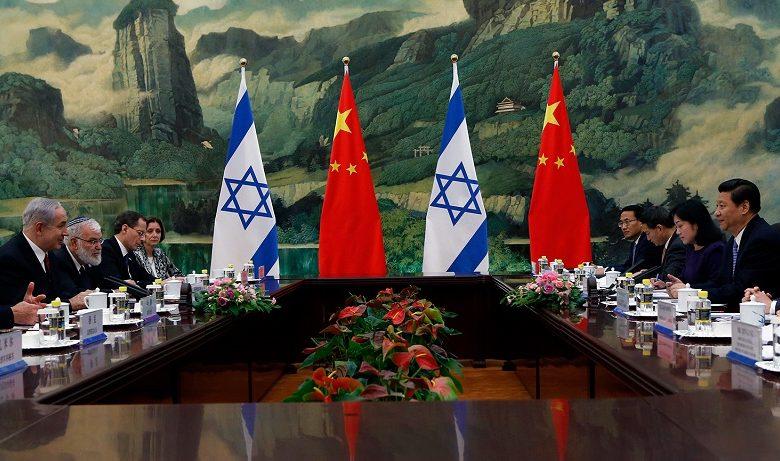 روابط چین و اسرائیل
