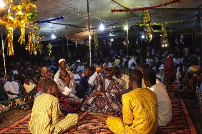 تصوف در آفریقا