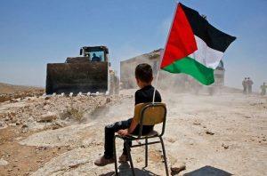تخریب خانه های فلسطینی