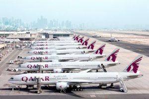 هواپیمایی قطر