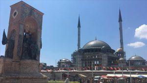 مسجد میدان تقسیم