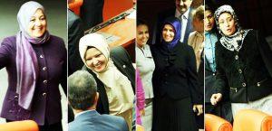 نماینده مجلس محجبه ترکیه