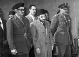 جمال عبدالناصر و حسن البنا