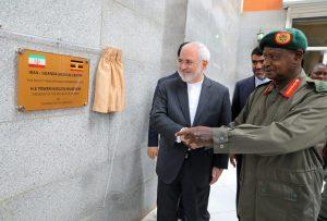 ایران و اوگاندا