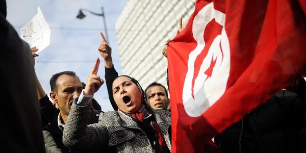 انقلاب تونس