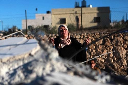 تخریب خانه فلسطین