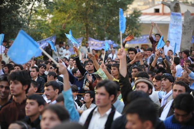 جامعه مدنی افغانستان