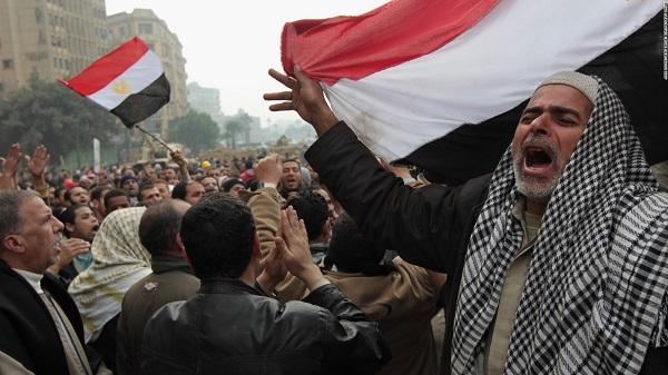 مردم مصر