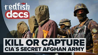 Photo of مستند: یگانهای افغانستانی وابسته به سازمان سیا