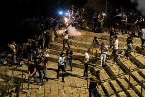 درگیری اسرائیل و فلسطینیها