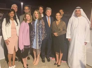 امارات و آمریکا