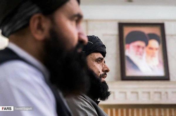 ایران و طالبان