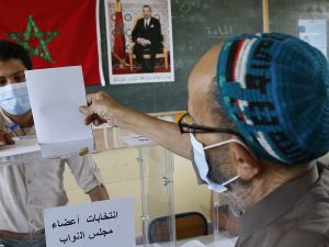 انتخابات مراکش