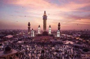 مسجد جامع سنگال