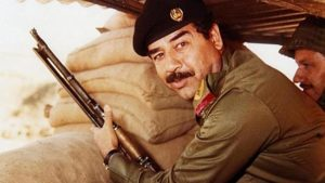 صدام حسین
