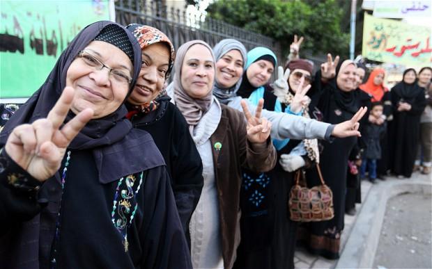 زنان مصر