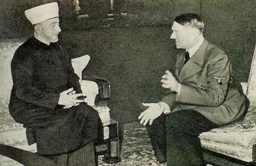 مفتی قدس و هیتلر
