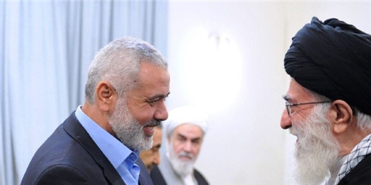 حماس و ایران